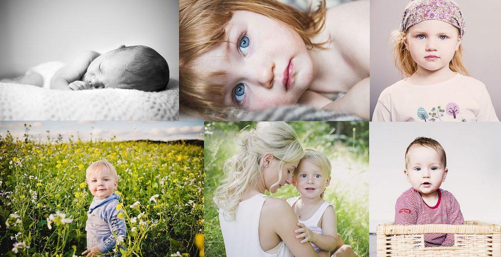 Hvordan finder man den helt rigtige børnefotograf?