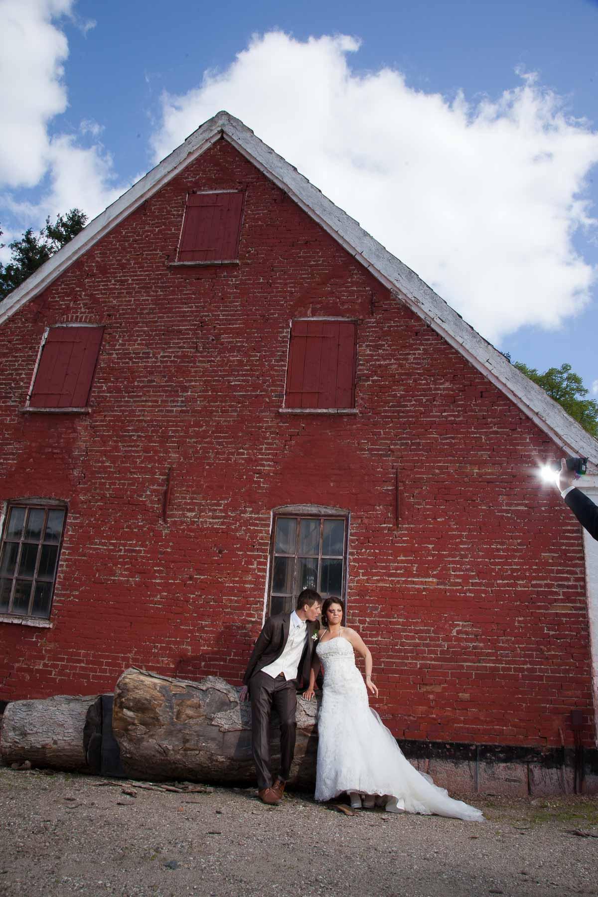 Bryllupsfotograf i Horsens