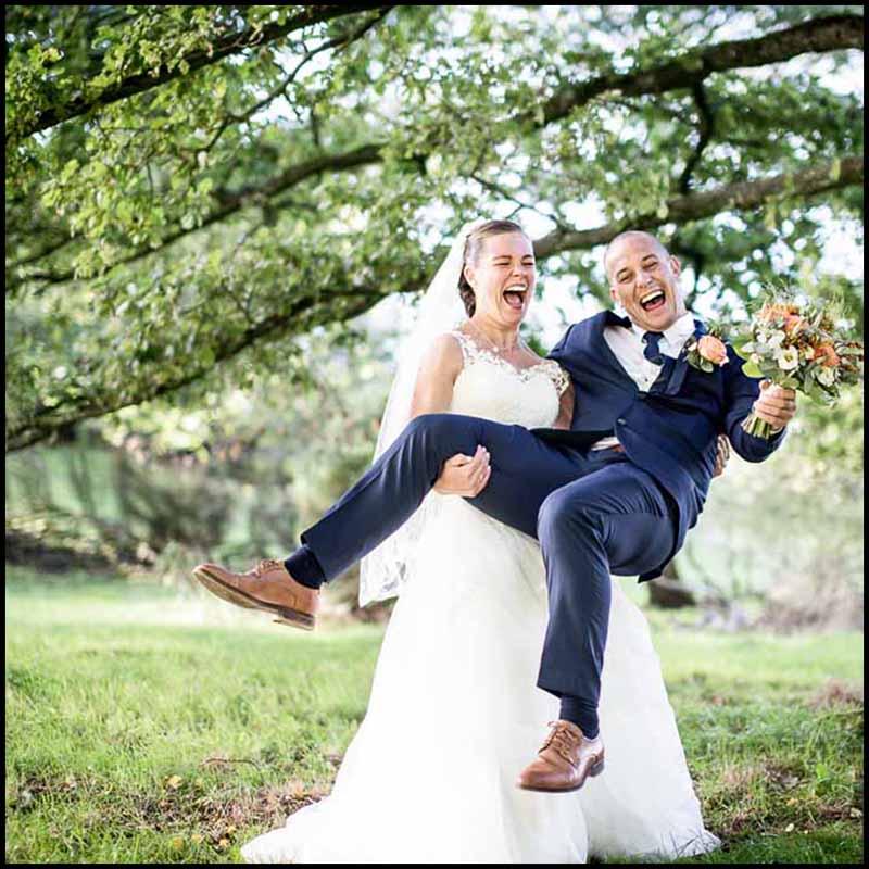 Bryllupsfotograf i Horsens til billige priser.