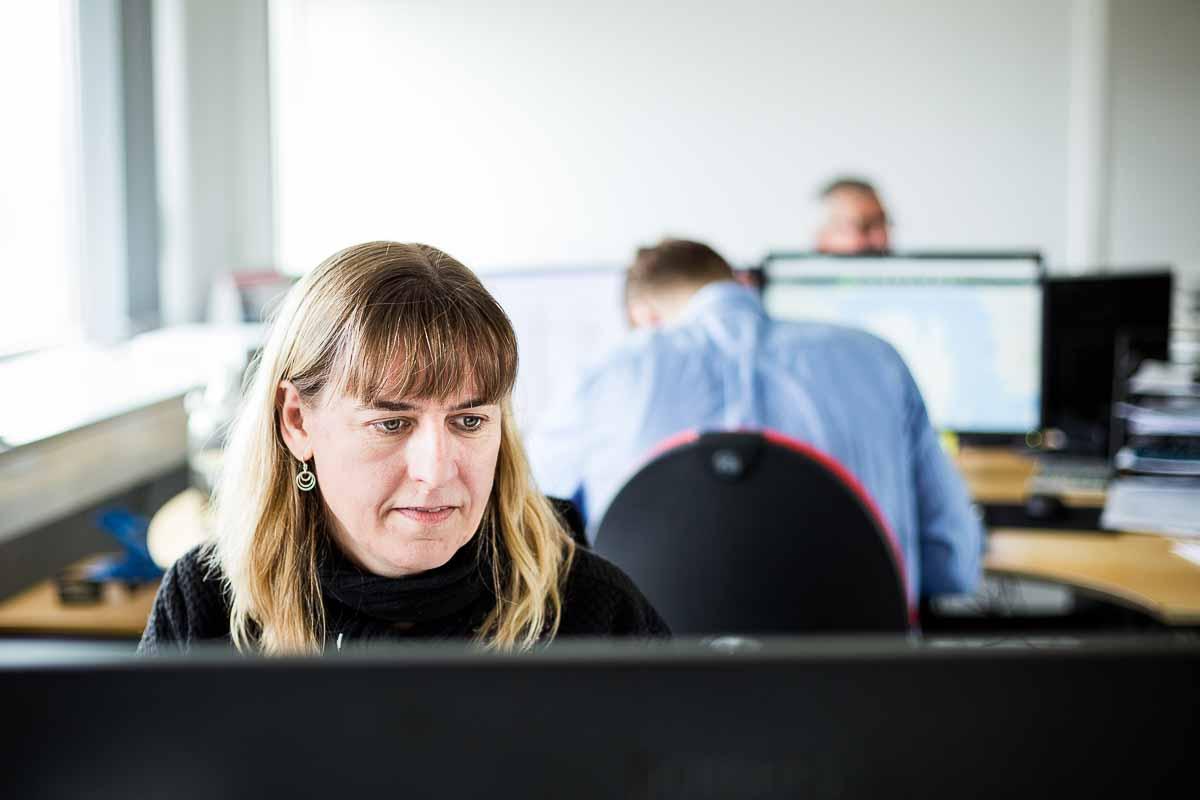 Portrætfoto til Business i Horsens