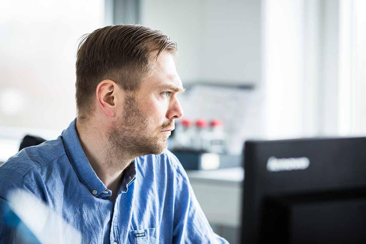 job foto i Horsens