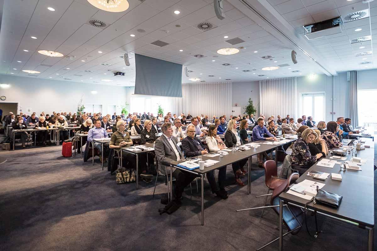 foredrag i virksomhed i Horsens