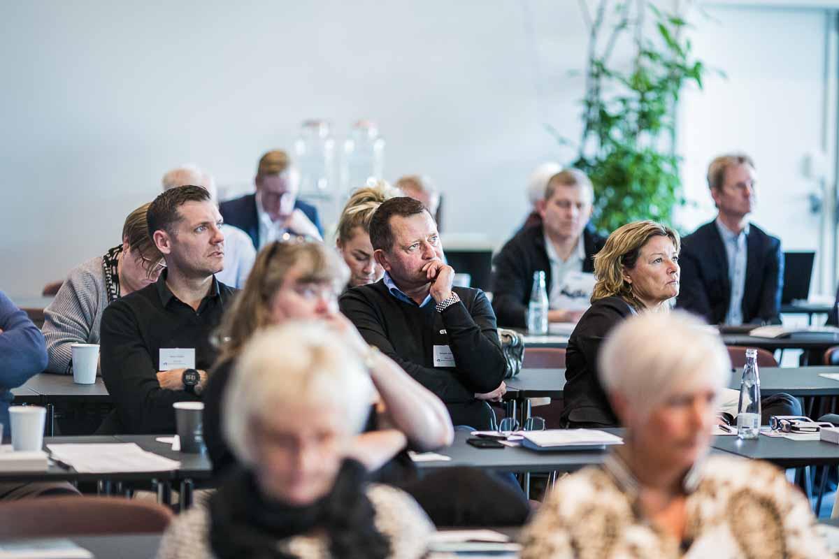 Eventfotograf fra Østjylland, reference fra Region Midtjyllands innovationsdag