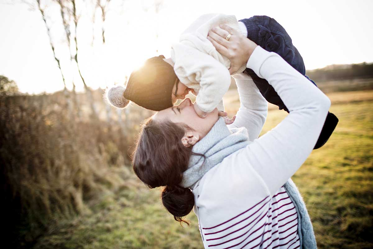 Familiefotografering er dog ikke kun velegnet som gave