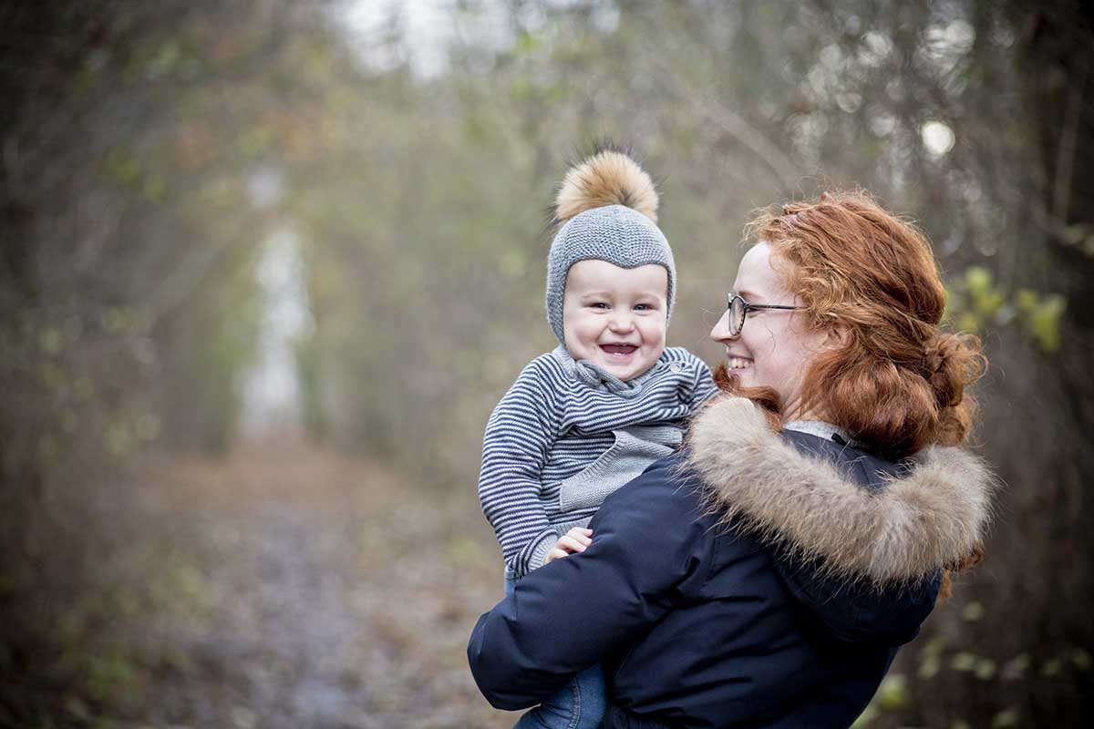 Familiefotografering Horsens er lidt ligesom portrætfotos