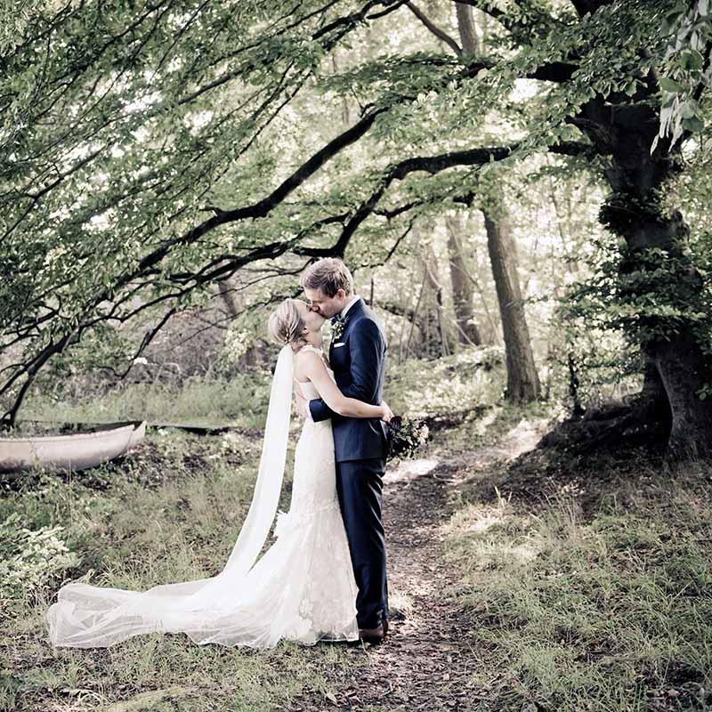 Bryllupsfotograf i Horsens – inspiration til bryllupsbilleder