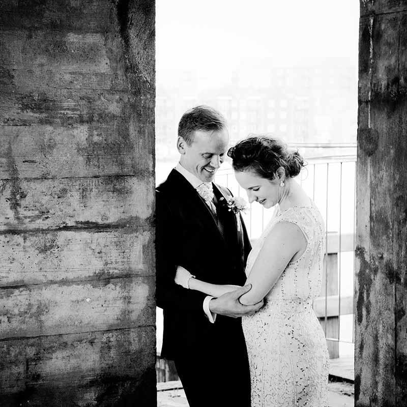 Dygtig bryllupsfotograf Horsens til anerledes og spændende bryllupsfoto i Horsens