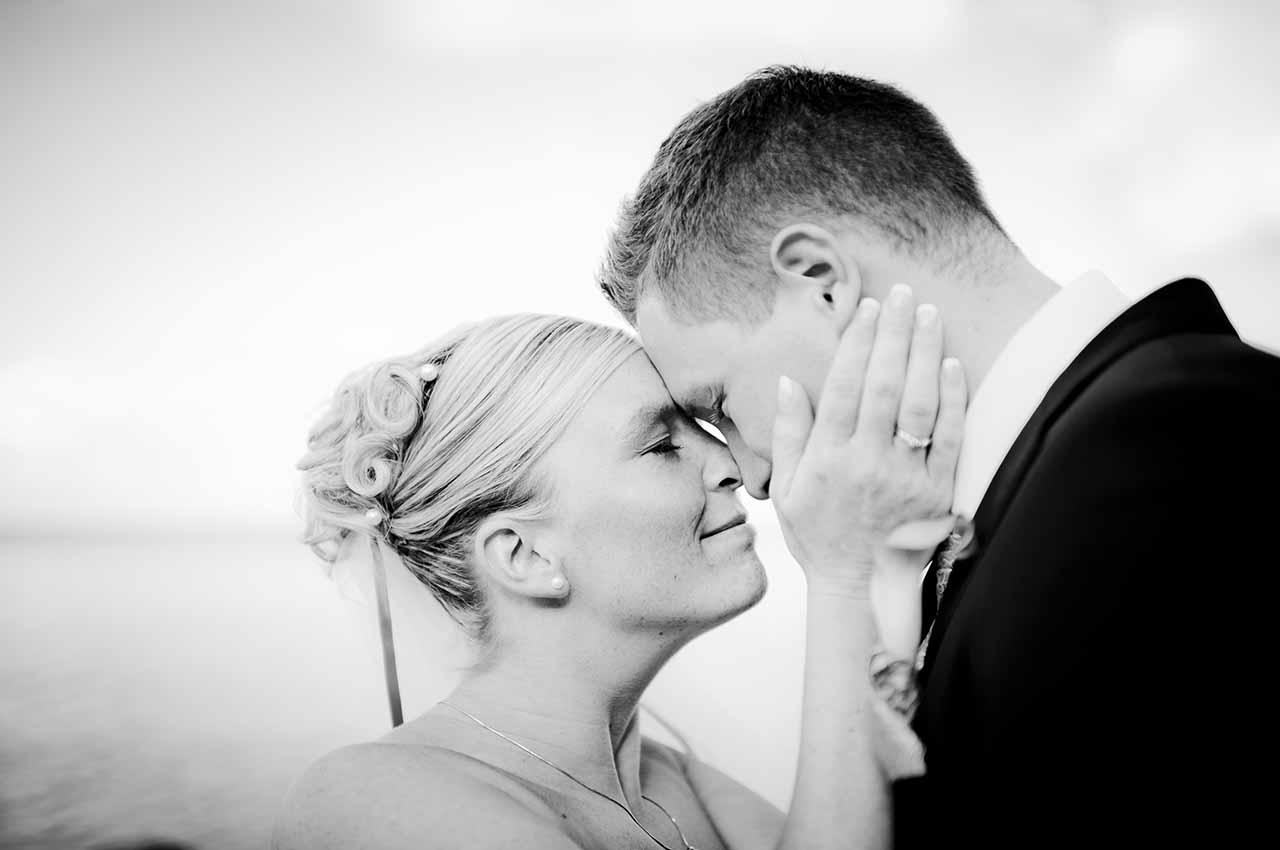 foto bryllup Hørsholm