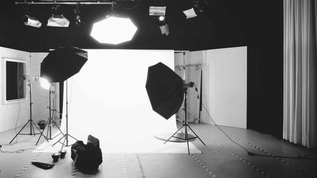 Fotografen i Horsens med pro mobilt fotostudie