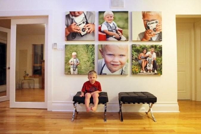 Indramning af billeder i Horsens