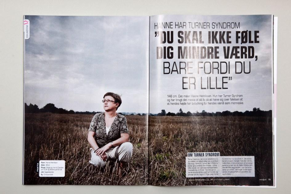 Reportagefoto for Q-magasinet