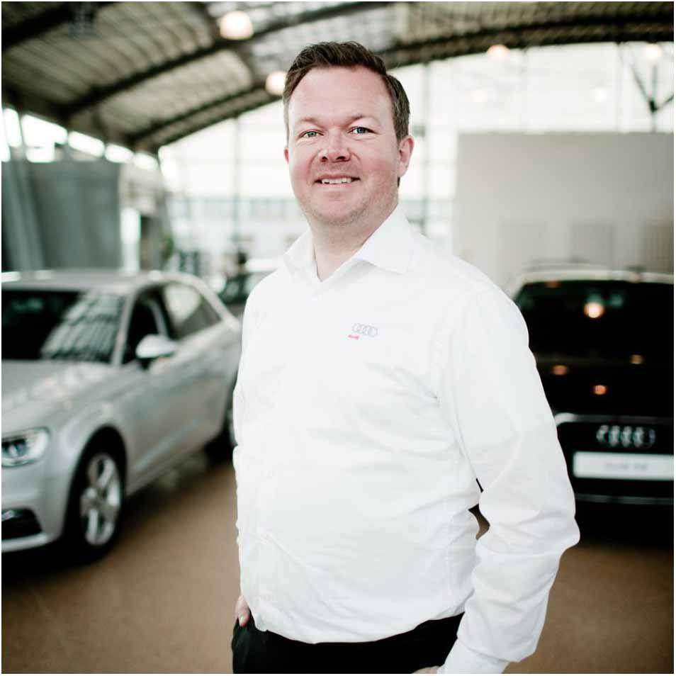 Billeder hos Audi Horsens