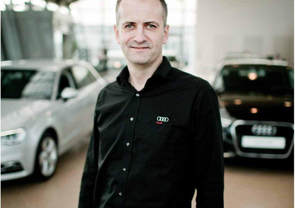 Virksomhedsportræt Audi